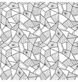 Abstract seamless pattern Doodle vector image vector image