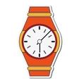analog wristwatch icon
