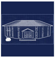 Blueprint villa