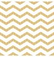 classic chevron stripe glitter shimmer seamless vector image vector image