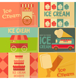 ice cream vector image vector image