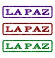 la paz watermark stamp