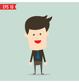 Business man - - EPS10 vector image