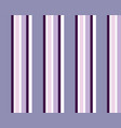seamless pattern with purple stripes vector image
