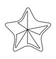 star icon image vector image vector image
