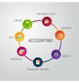accounting vector image