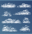 foam bubbles white froth realistic texture vector image vector image