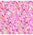 Gladiolus Floral pattern vector image vector image