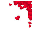 happy valentines day romantic design elements on vector image vector image
