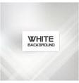 modern white gray line white background ima vector image