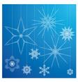 Christmas designs I vector image vector image