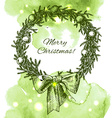 Christmas New year holidays vector image vector image
