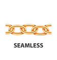 Golden chain seamless texture realistic gold