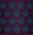 set sunburst pattern background vector image