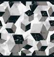 marble luxury geometric seamless pattern vector image