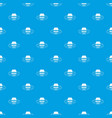 book shop pattern seamless blue vector image