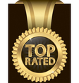 Top rated awards vector | Price: 1 Credit (USD $1)