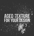Aged texture for your design
