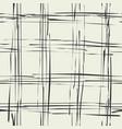 grunge tartan background vector image vector image