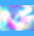 holographic background vector image