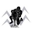 aquarius zodiac horoscope astrology sign vector image vector image