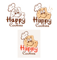 Happy Cookies vector image vector image