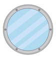 porthole vector image vector image