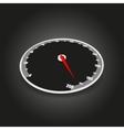 speedometer icon A Speedometer vector image vector image