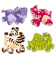 animals cartoon vector image vector image