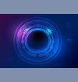 sci fi technology digital network art