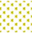ABC book pattern cartoon style vector image