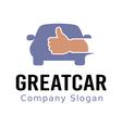 Great Car Design vector image vector image