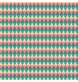 Vintage turquiose seamless pattern vector image vector image