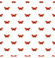 tiny butterfly pattern seamless vector image vector image