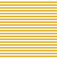 horizontal yellow and white stripes seamless vector image vector image