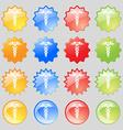 medicine icon sign Big set of 16 colorful modern vector image vector image