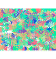 abstract colorful grunge background colorful vector image