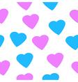 Love heart seamless pattern