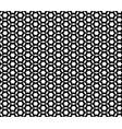 seamless pattern mosaic texture stars pattern vector image vector image