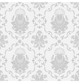 Elegant floral damask pattern vector | Price: 1 Credit (USD $1)