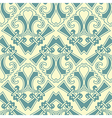 seamless pattern antique vector image vector image