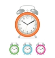 Alarm Clock vector image vector image