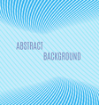 Background pattern wave vector image vector image
