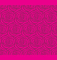 pink-purple ross pattern seamless texture vector image vector image