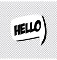 Pop Art Symbol vector image vector image