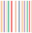 vertical lines seamless pattern vector image vector image