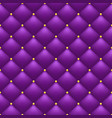 quilted purple background vector image vector image