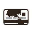 debit or credit card icon vector image vector image