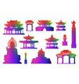 Korea Icon vector image vector image