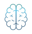brain icon image vector image vector image